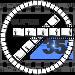 SUPER35 LOGO - APSC GROUP AGENZIA PUBBLICITARIA SICILIANA CINEMATOGRAFICA